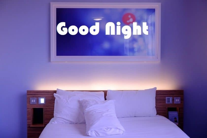 100 Sweet Good Night Text Messages For Special Friends Love Text