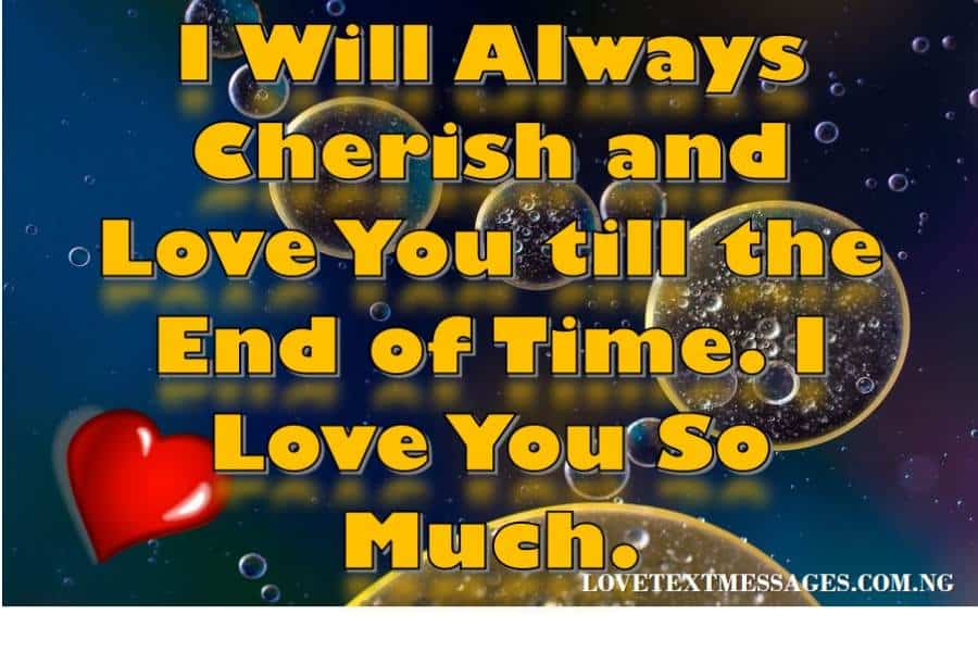 Sweet Romantic Love Messages to Send to Him