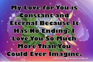 Sweet Romantic Love SMS to Send to Her