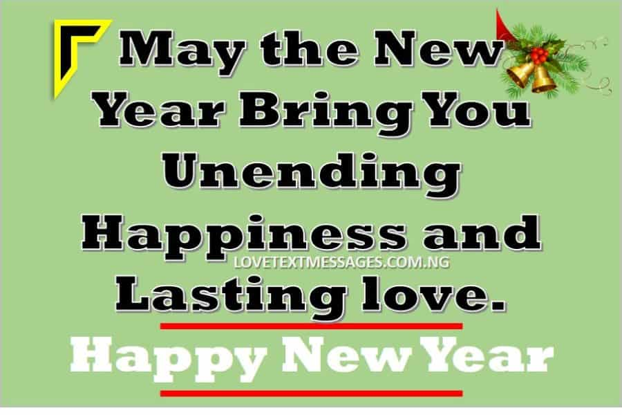 happy new year 2018 to uncle