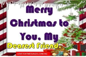 Merry Christmas 2017 to Friends.