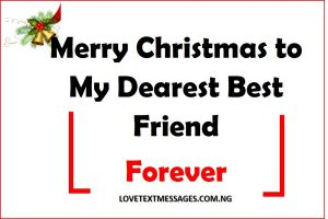 Merry Christmas 2017 to My Friend