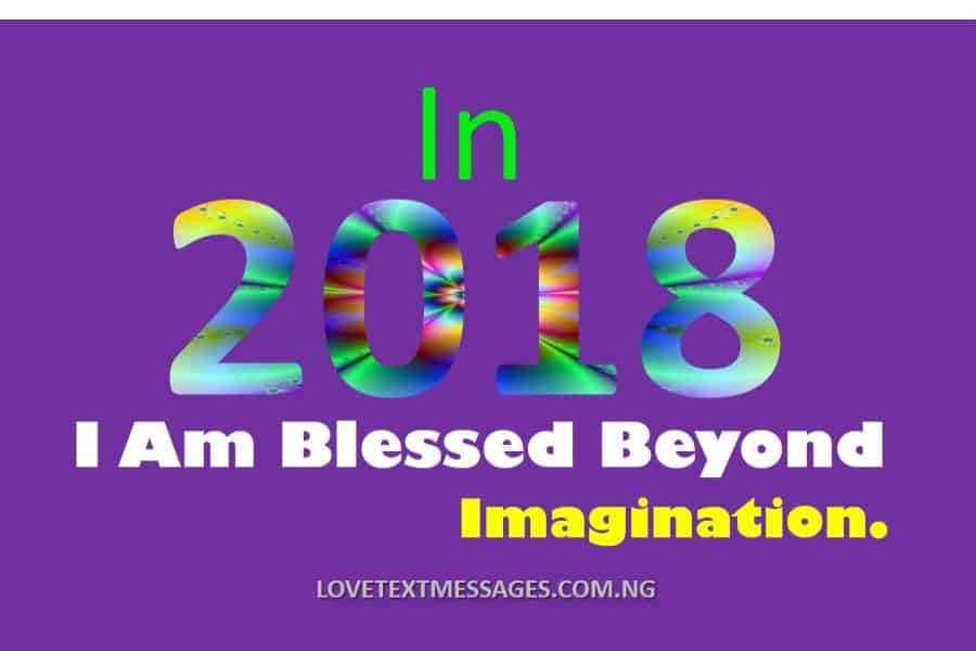 Happy New Year Prayers for 2018 (with prophetic Declarations