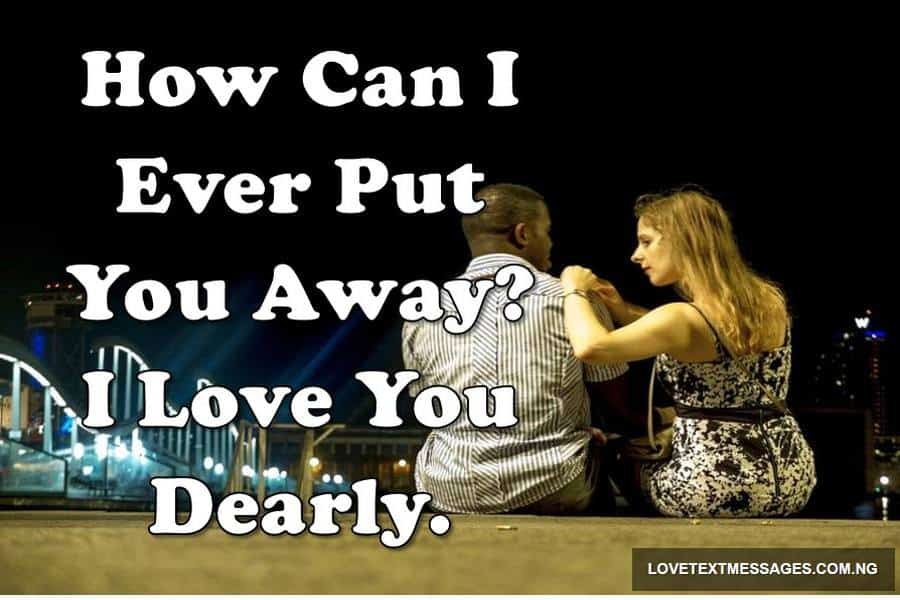 Beautiful Love Text Messages for Her from the Heart