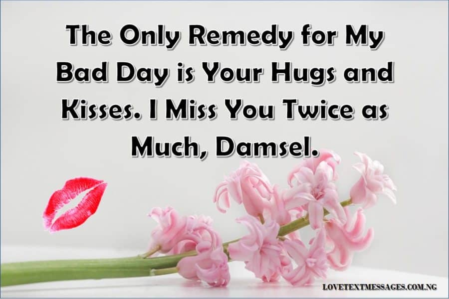 Cute Touching Love Messages for Lovers