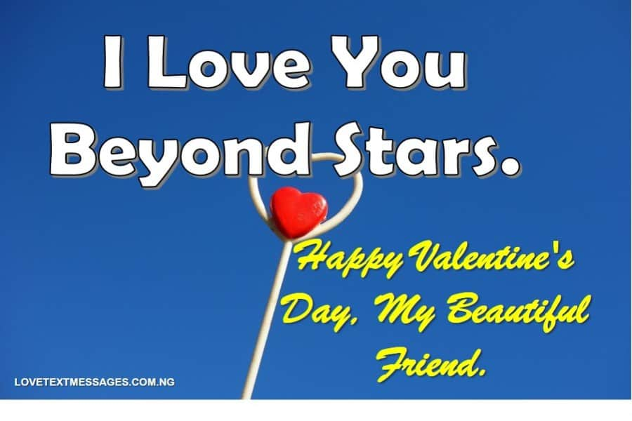 happy valentine day sms for friends love text messages