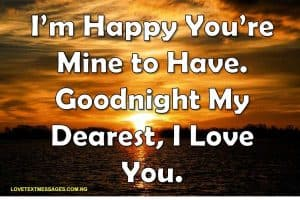 Special Good Night Wishes for Boyfriend or Girlfriend