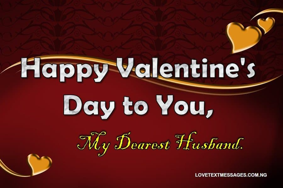 50 Happy Valentine Messages For Husband Valentines Day 2019