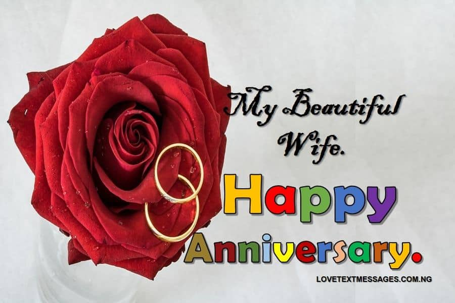 100 happy wedding anniversary wishes messages for my wife love anniversary message for wife m4hsunfo
