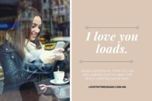 Cute Text Messages that Will Make Her Want You