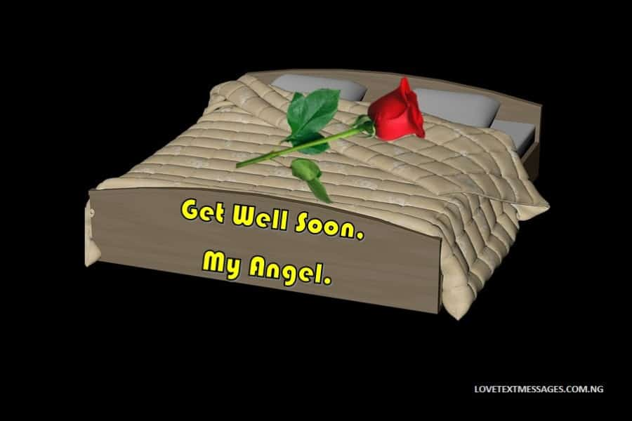 Get Well Soon My Girlfriend