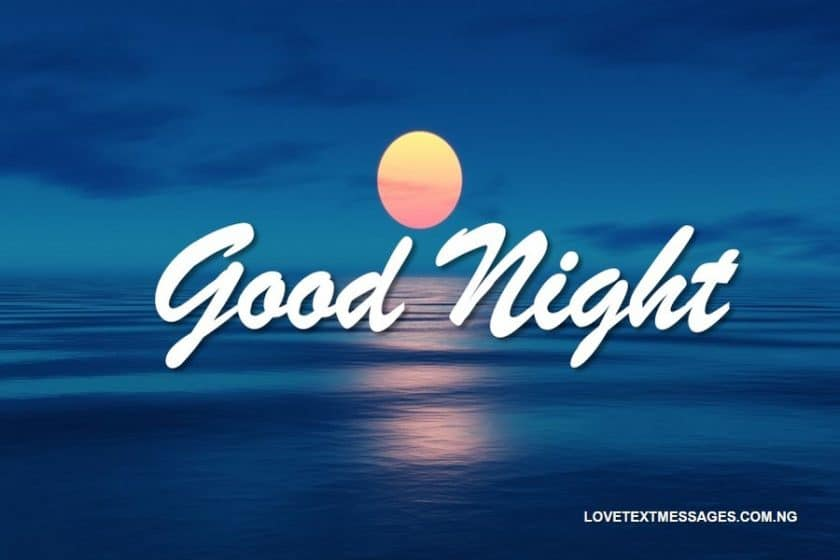 2019 Trending Romantic Good Night Messages To My Love Love Text