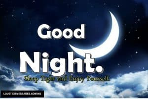 Good Night SMS for My Girlfriend