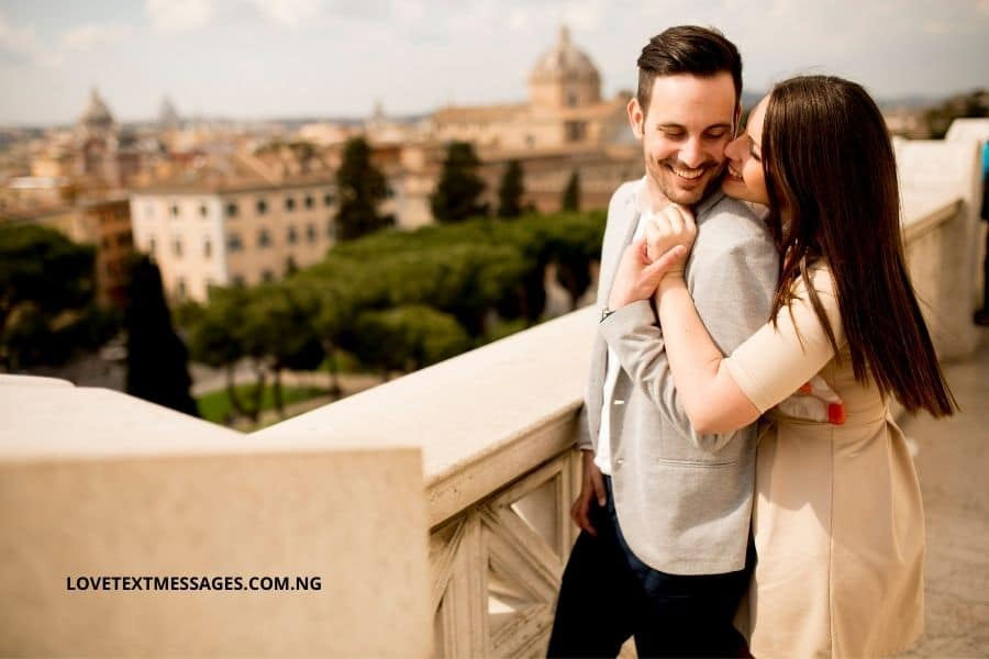 I Am in Love With You SMS Messages and Quotes