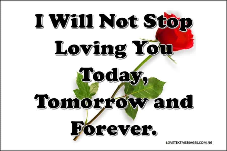 I Cant Stop Loving You Quotes Love Text Messages
