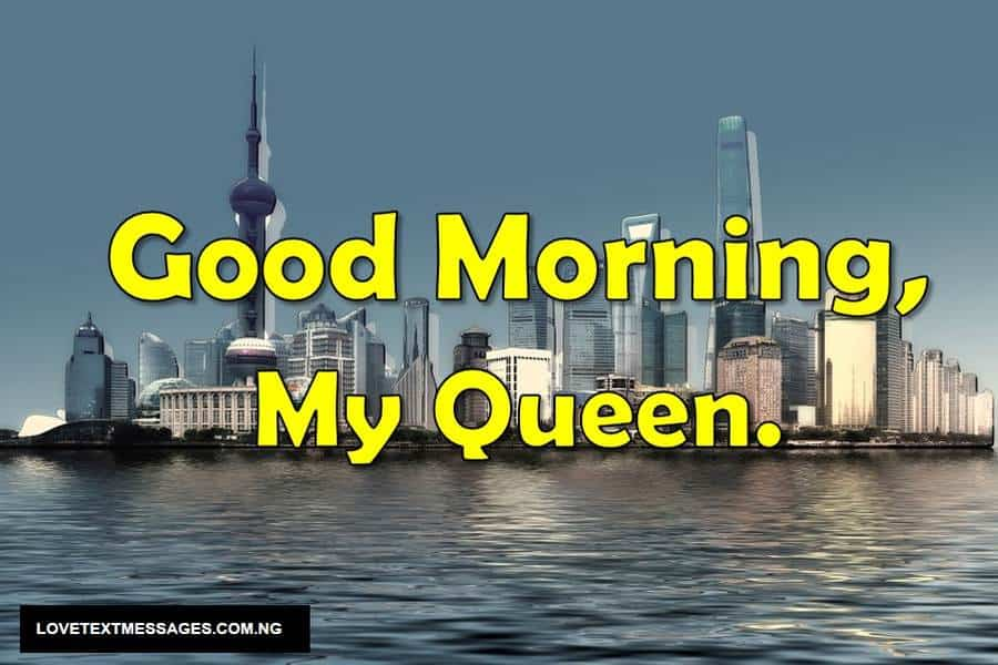 120 Long Good Morning Messages For Her Your Girlfriend Love Text