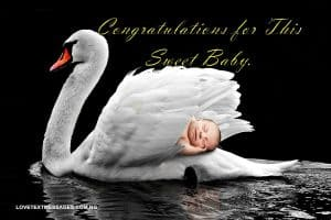 Message for New Parents of Baby Boy