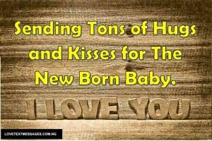 New Born Wishes to Parents