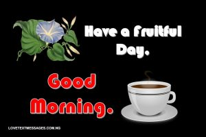 Romantic Good Morning Love SMS for Him