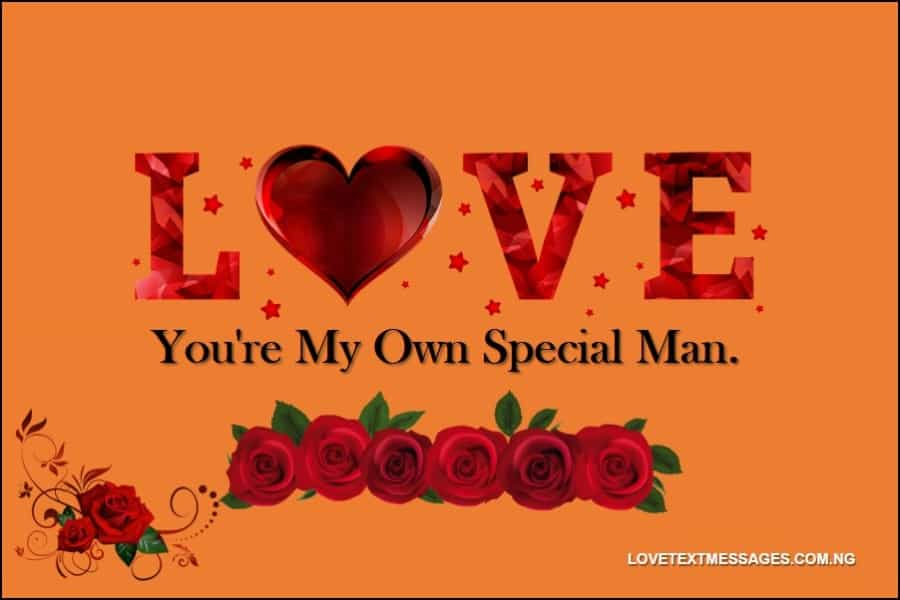 Sweet Love Messages for My Husband - Love Text Messages