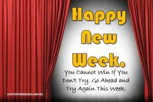 Thought of the Week Inspirational