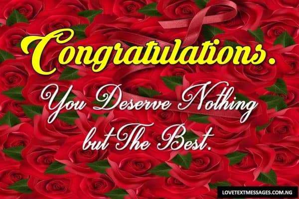 congratulations wishes archives love text messages