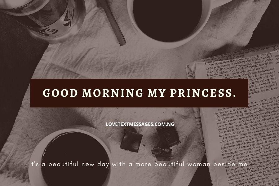 Good Morning Romantic Messages for Her