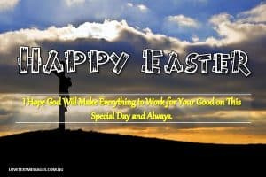Happy Easter Messages for Daughter