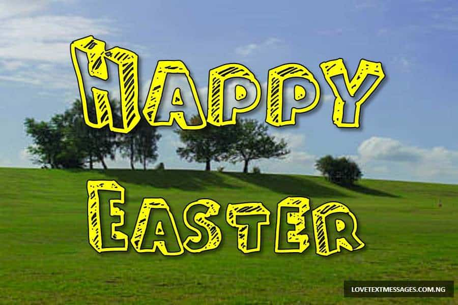 Happy Easter Messages for Friends