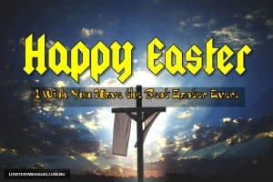 Happy Easter Messages for Mum