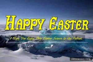 Happy Easter Messages for Wife