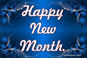 Happy New Month Prayers for Friends