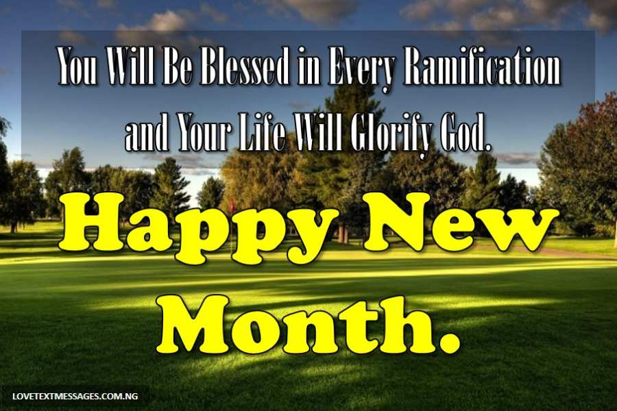 Happy New Month Prayers for Pastor's wife
