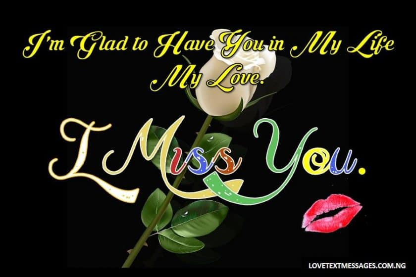 70 I Miss You Quotes for Her (Your Girlfriend) in 2019 ...