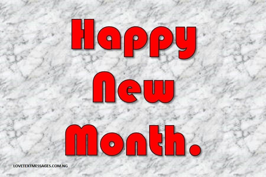 New Month Inspirational Message for Aunt