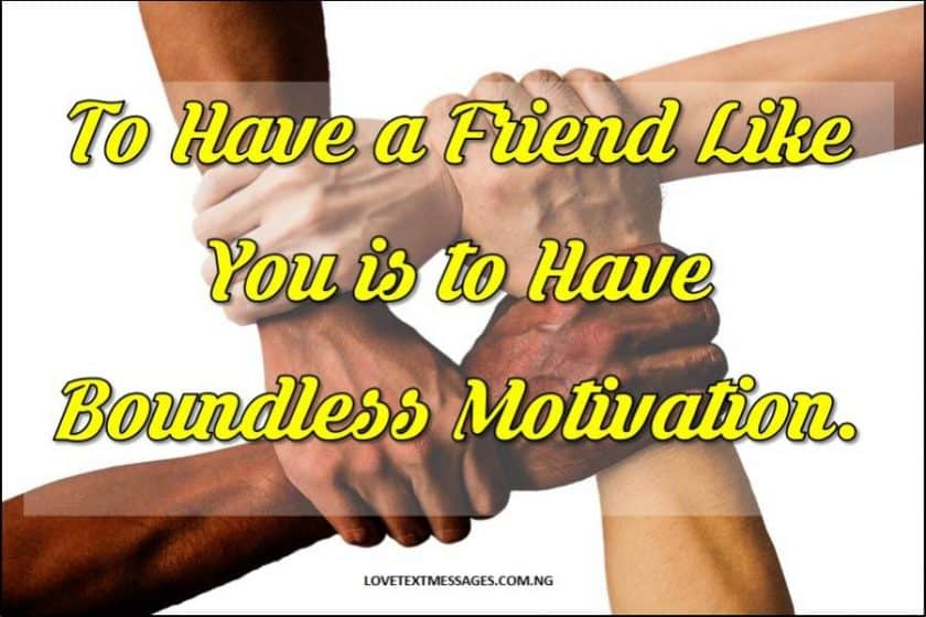 Special Messages for Friends