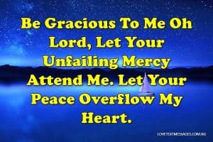 Lord, Have Mercy on Me