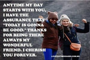 Thank You Quotes for Friend