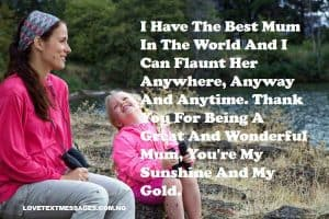 Thank You Quotes for Mom
