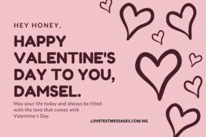 Happy Valentine Day Messages for Friend