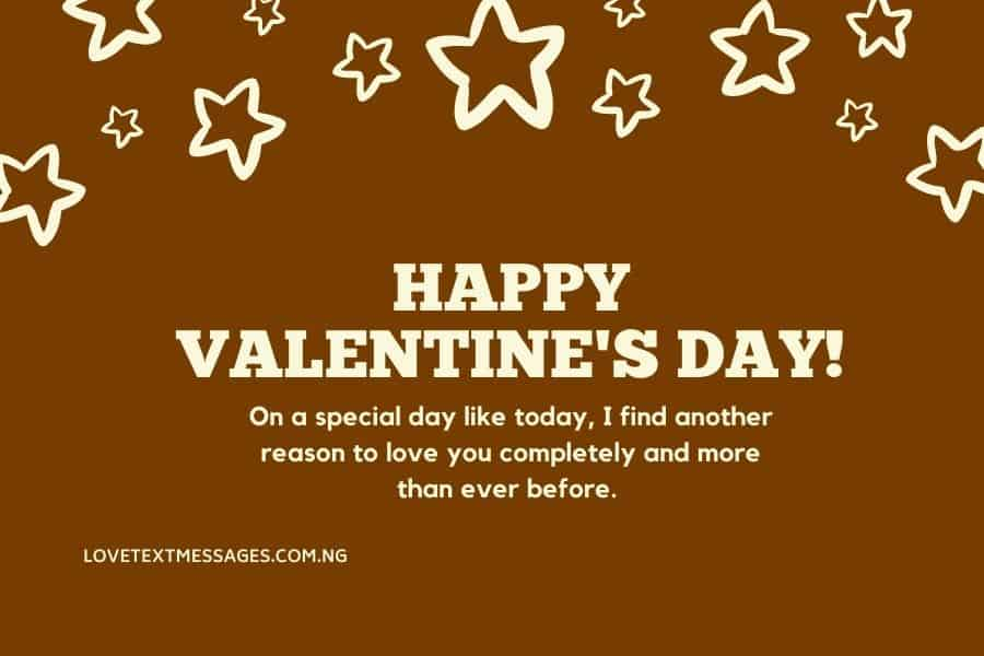 Happy Valentine's Day Messages for Wife