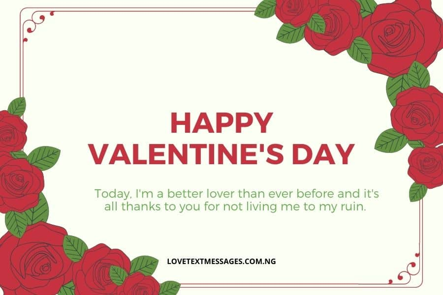 Happy Valentines Message for Girlfriend