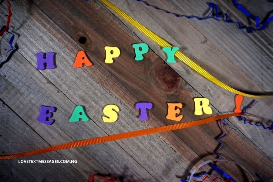 Happy Easter Messages