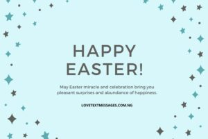 Happy Easter Messages and SMS for Brother