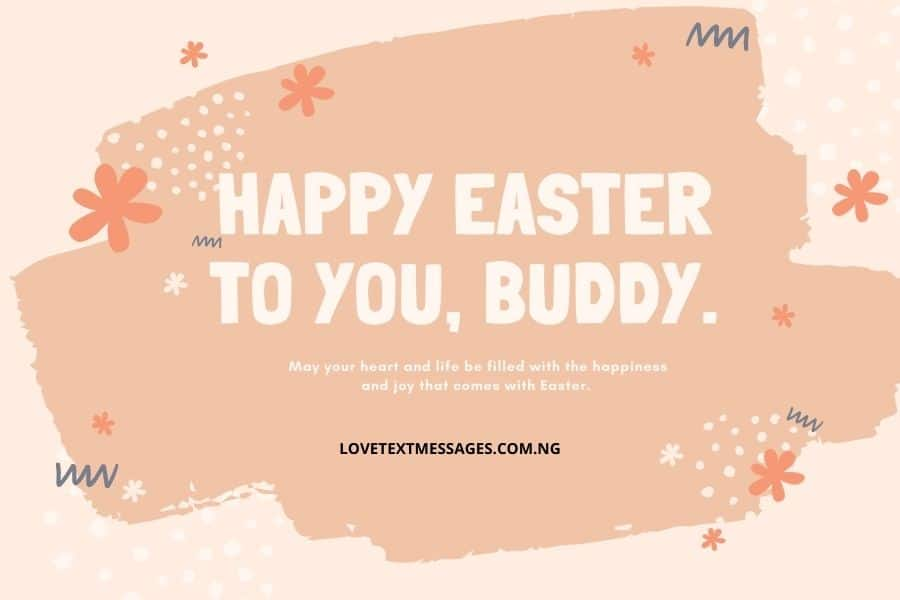Happy Easter Messages and SMS for Friends