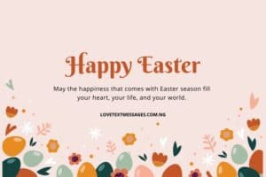 Happy Easter Messages and SMS for Girlfriend