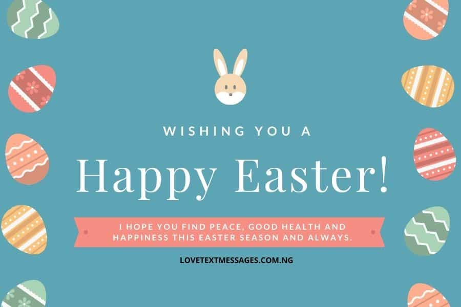 Happy Easter Messages and SMS for Husband