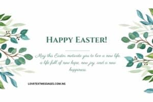 Happy Easter Messages and SMS for Uncle