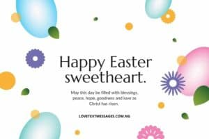 Happy Easter Text Messages