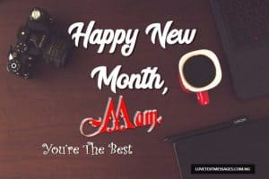 Happy New Month Text Messages for Mother